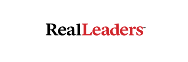 RealLeaders Partner Title Block