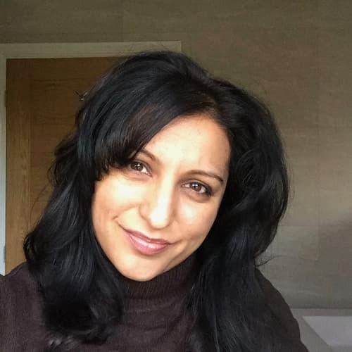 Neeta Solanki headshot