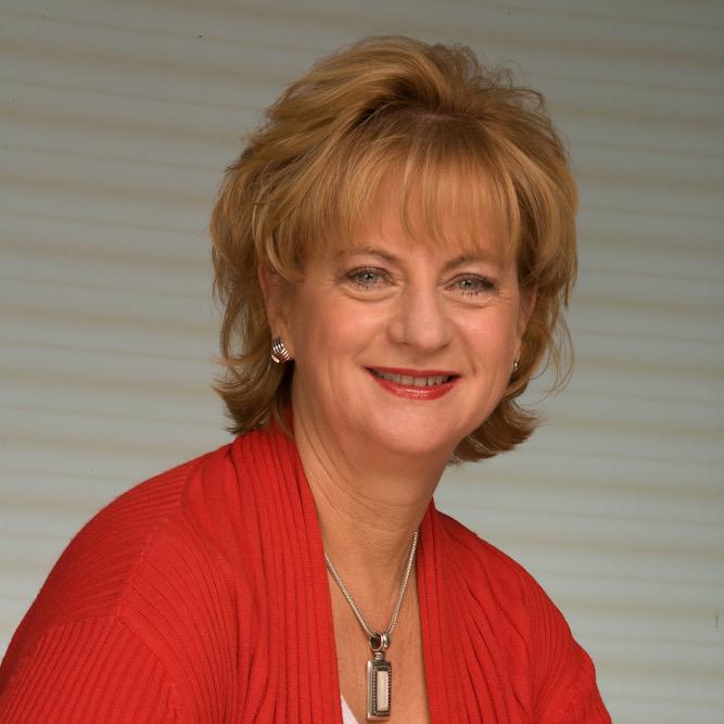 Patti Grimm Headshot